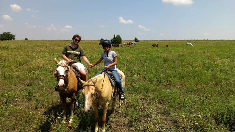 Private Trail Rides Flying G Ranch Texas Waxahachie
